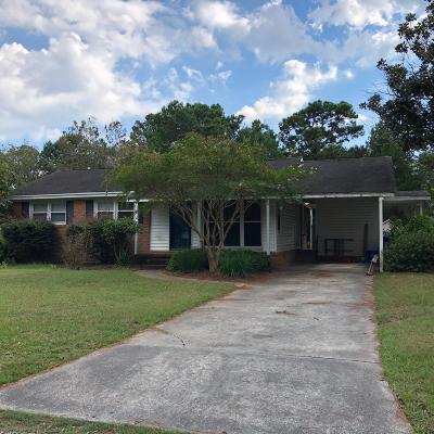Charleston Single Family Home For Sale: 741 Windward Road