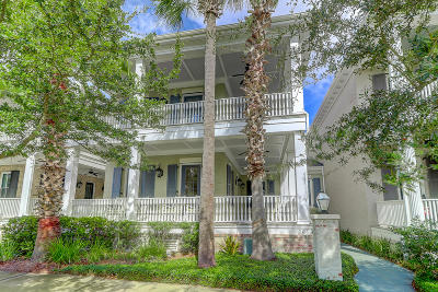Berkeley County, Charleston County Attached For Sale: 203 Delahow Street