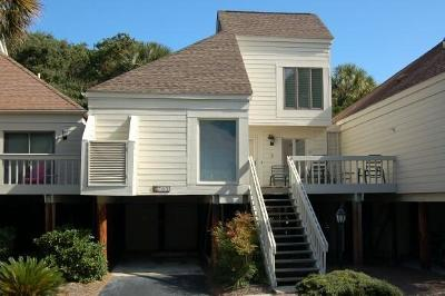 Seabrook Island Attached For Sale: 783 Spinnaker Beachhouse Court