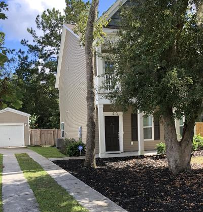 Johns Island Single Family Home For Sale: 1806 Towne Street