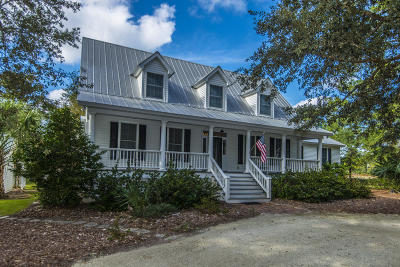 Edisto Island SC Single Family Home For Sale: $788,500