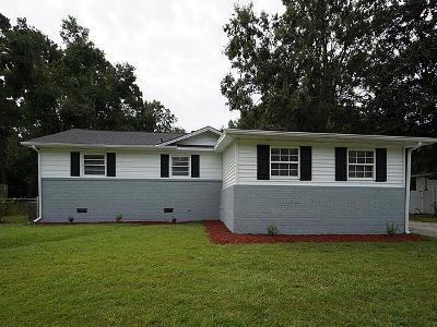 Goose Creek Single Family Home For Sale: 207 Birch Avenue