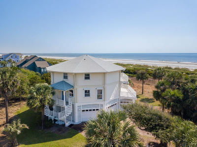 Isle Of Palms SC Single Family Home For Sale: $3,649,500