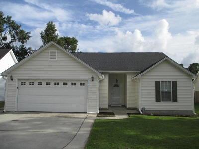 North Charleston Single Family Home For Sale: 2783 Shadow Lane