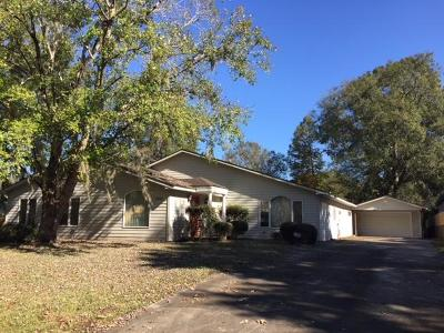 North Charleston Single Family Home For Sale: 5886 Ryans Bluff Road
