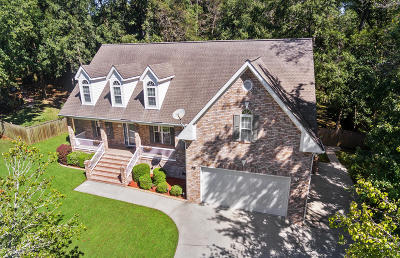 Single Family Home For Sale: 100 Sandhill Path