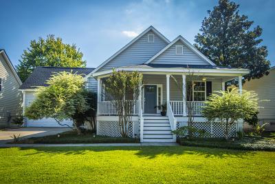 Seaside Plantation Single Family Home For Sale: 1327 Ellison Run