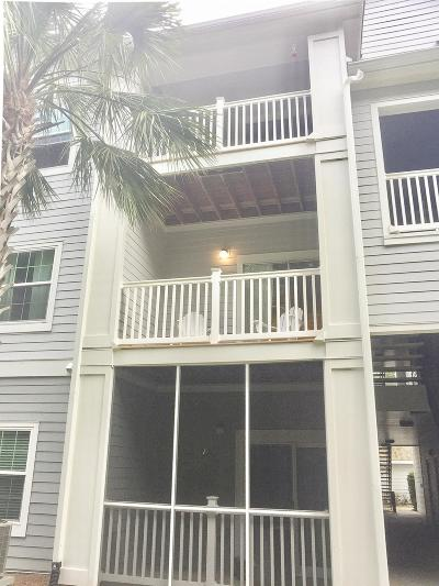 Charleston County Attached For Sale: 1300 Park West Boulevard #808