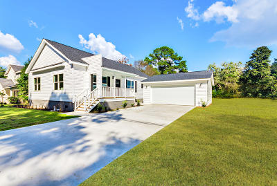 North Charleston Single Family Home For Sale: 4730 Deerwood Drive