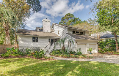 Isle Of Palms SC Single Family Home For Sale: $989,000