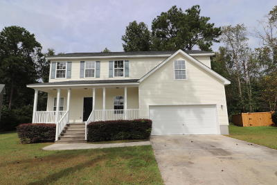 Single Family Home For Sale: 215 Castlewood Court