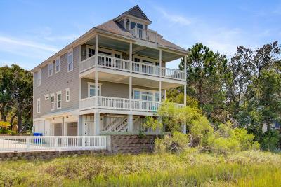 Folly Beach Single Family Home For Sale: 616 E Erie Avenue