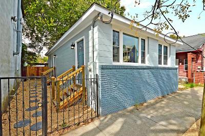 Charleston Single Family Home For Sale: 32 Kennedy Street
