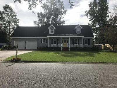 Charleston Single Family Home For Sale: 2107 Hunter Creek Drive