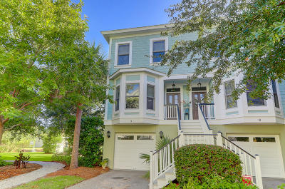 Charleston County Attached For Sale: 109 Howard Mary Drive #109a