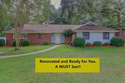 Charleston Single Family Home For Sale: 1325 Fort Johnson Road
