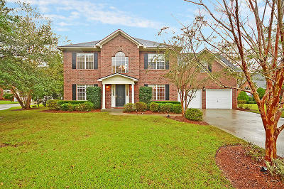 Goose Creek Single Family Home For Sale: 104 Tattingstone Way