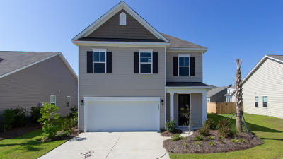 Summerville Single Family Home For Sale: 121 Greenwich Drive #Lot 133
