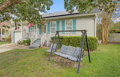 North Charleston Single Family Home For Sale: 3062 Brigham Court