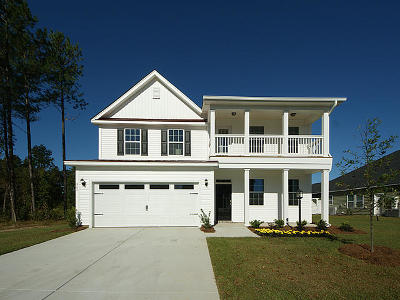 Moncks Corner Single Family Home For Sale: 614 Pendleton Drive