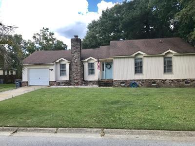North Charleston Single Family Home Contingent: 2632 Delhi Road