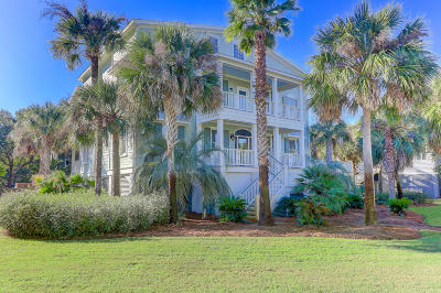 Isle Of Palms SC Single Family Home For Sale: $1,995,000