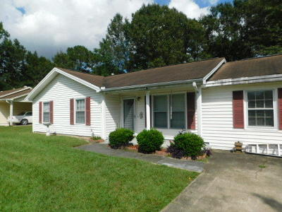 North Charleston Single Family Home For Sale: 7634 Chippendale Road