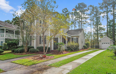 Mount Pleasant SC Single Family Home For Sale: $335,000