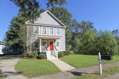 North Charleston Single Family Home For Sale: 1318 Runnymeade Lane