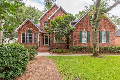 Charleston Single Family Home For Sale: 724 Walkers Landing Road