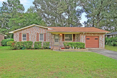 Charleston Single Family Home Contingent: 780 Hitching Post Road