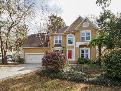 Mount Pleasant SC Single Family Home For Sale: $469,900