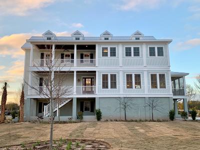 Charleston Single Family Home For Sale: 206 Foundry Street