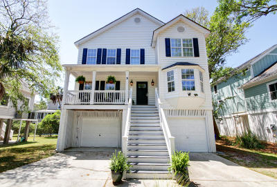 Isle Of Palms SC Single Family Home For Sale: $720,000