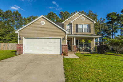 Goose Creek Single Family Home For Sale: 110 Elbow Circle