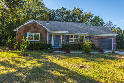 Single Family Home For Sale: 817 Sheldon Road