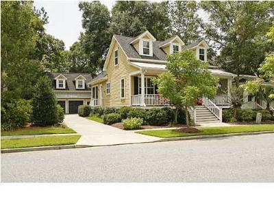 Charleston Single Family Home For Sale: 6027 Grand Council Street