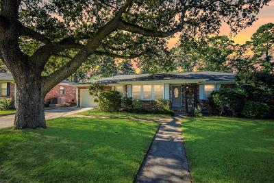 Single Family Home For Sale: 6019 Ridgecrest Avenue