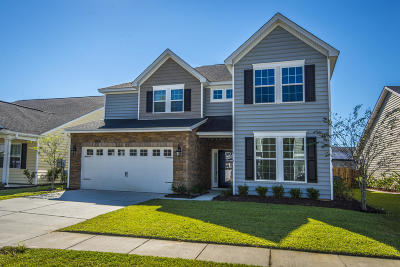 Summerville Single Family Home Contingent: 216 Wexford Court