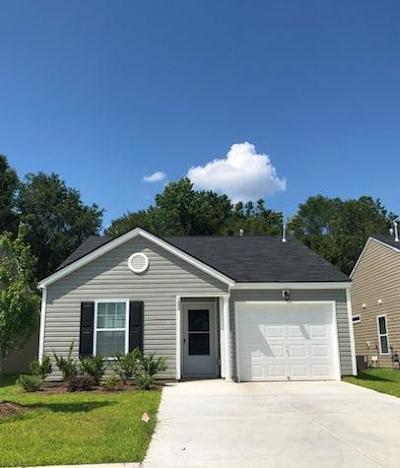 Summerville SC Single Family Home For Sale: $186,289