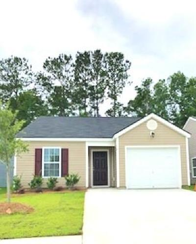 Summerville SC Single Family Home For Sale: $206,424