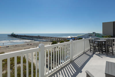 Folly Beach SC Attached For Sale: $680,000