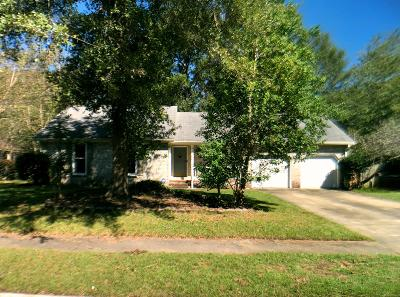 Goose Creek Single Family Home Contingent: 100 Springfield Place