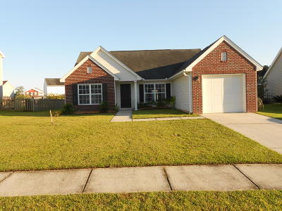 Goose Creek Single Family Home For Sale: 121 Salem Creek Drive