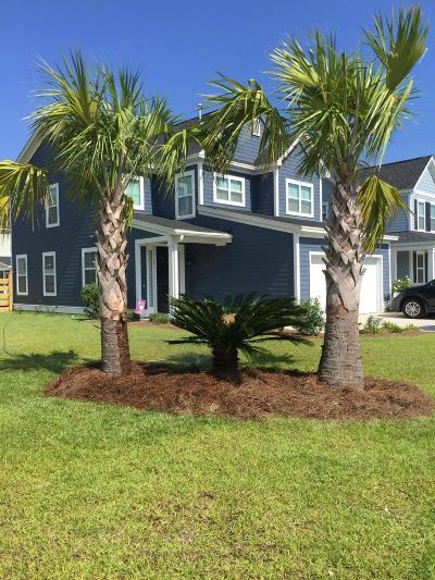 Charleston Single Family Home For Sale: 102 Indigo Marsh Circle