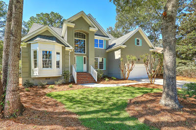 Mount Pleasant, Isle Of Palms, Daniel Island, Awendaw Single Family Home For Sale: 1261 Hogans Alley