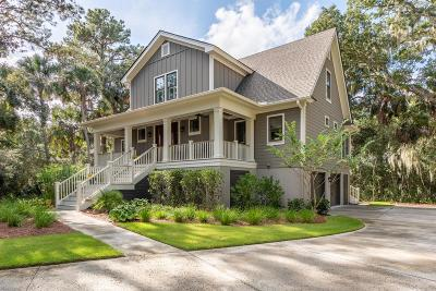 Johns Island Single Family Home For Sale: 2648 Seabrook Island Road