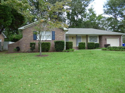 Charleston Single Family Home For Sale: 2636 Elissa Drive