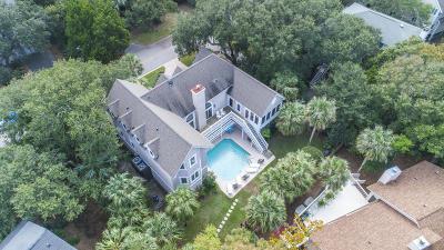 Mount Pleasant, Isle Of Palms, Daniel Island, Awendaw Single Family Home For Sale: 28 Beachwood W