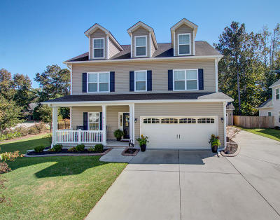 North Charleston Single Family Home For Sale: 5322 Natures Color Lane